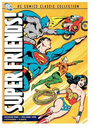 Superfriends: Season One, Vol. 1 [1973-1974] [Widescreen] [2 Discs]