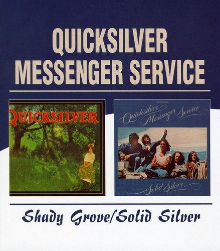 Shady Grove /  Solid Silver [Import]