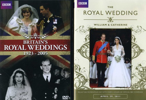 Britain's Royal Weddings 1923-2005 /  The Royal Wedding: William & Catherine