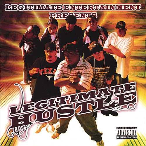 Legitimate Hustle /  Various
