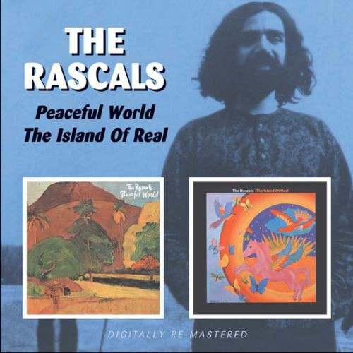 Peaceful World/ Island Of Real [Remastered] [Import]