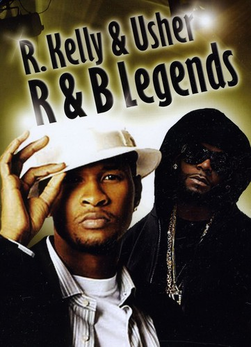 R & B Legends: R. Kelly and Usher Raymond