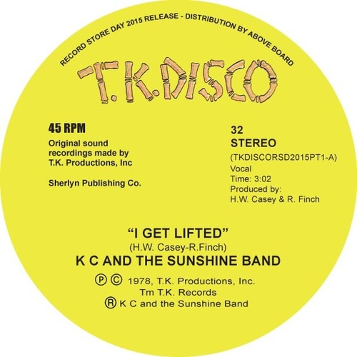 I Get Lifted (Todd Terje Edit)