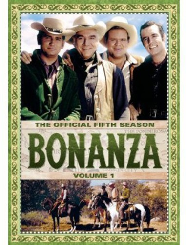 Bonanza: The Official Fifth Season Volume 1