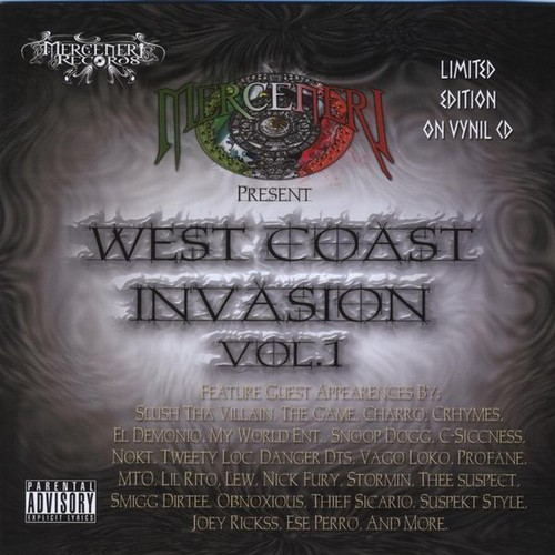 Merceneri Present: West Coast Invasion 1 /  Various
