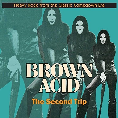 Brown Acid: Second Trip /  Various