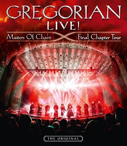 Live! Masters of Chant: Limited Edition [Import]