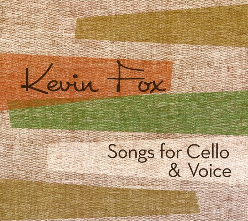 Songs for Cello & Voice