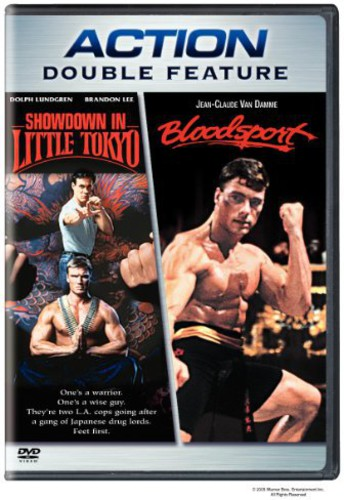 Showdown in Little Tokyo & Bloodsport