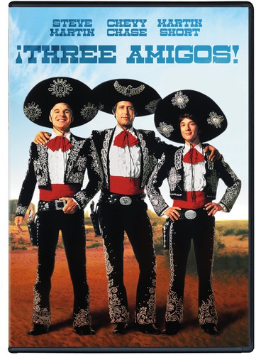 Three Amigos [1986] [Widescreen] [Repackaged]