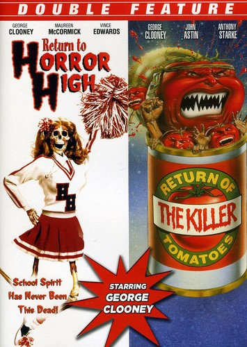 Return To Horror High/ Return Of The Killer Tomatoes [Full Frame] [Double Feature]