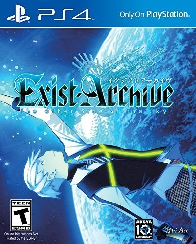 Exist Archive: The Other Side Of The Sky for PlayStation 4