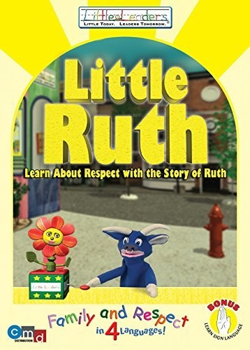 Little Ruth: Learn About Respect with the Story of
