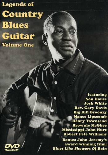 Legends Of Country Blues Guitar, Vol.1