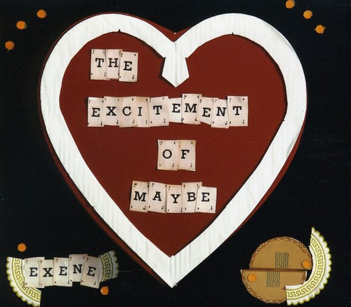 The Excitement Of Maybe [Digipak]