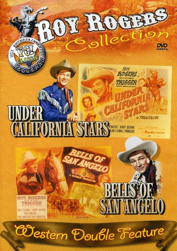 Roy Rogers Double Feature 1