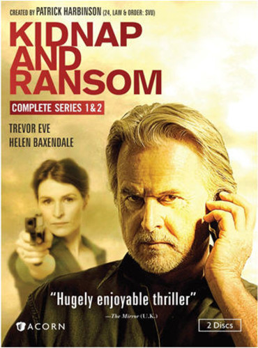 Kidnap and Ransom: Complete Series 1 & 2