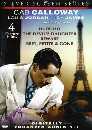 4 Feature Films: Hi-De-Ho Devils' Daughter Beware
