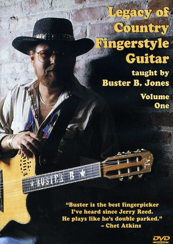 Legacy of Country Fingerstyle Guitar 1