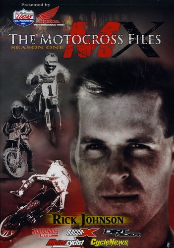 The Motorcross Files: Rick Johnson