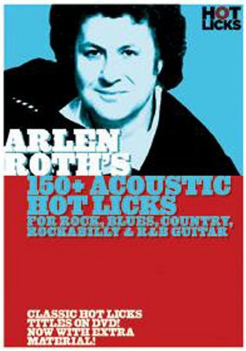 150+ Acoustic Hot Licks