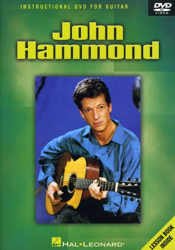 Instructional DVD for Guitar