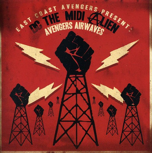 Present: DC the Midi Alien: Avengers Airwaves