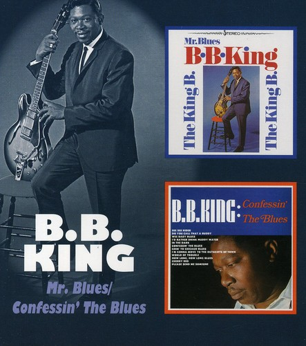 Mr. Blues/ Confessin' The Blues [Import]