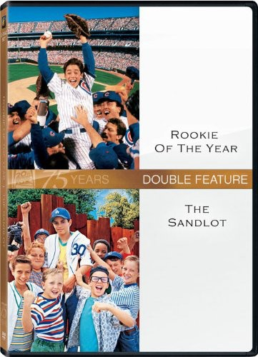 Rookie Of The Year/ The Sandlot [WS/ P&S] [Fox 75th] [Double Feature]