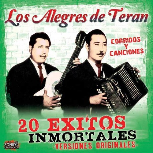 20 Exitos Inmortales