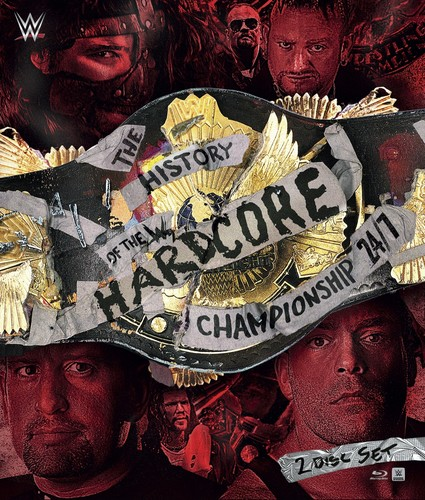 WWE: The History Of The Wwe Hardcore Championship: 24/ 7