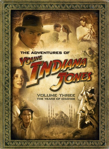 The Adventures of Young Indiana Jones: Volume Three