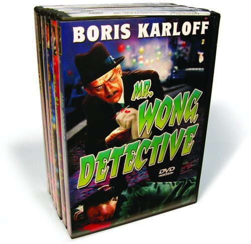 Mr. Wong Detective: The Complete Collection [Black & White]