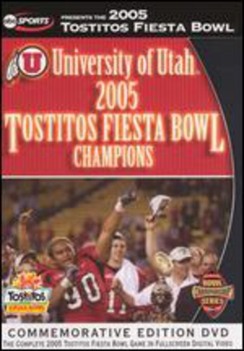2005 Commemorative Edition Fiesta Bowl - Utah