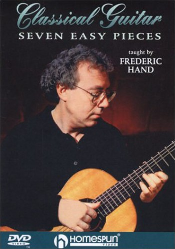 Seven Easy Pieces For Classical Guitar [Instructional]
