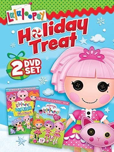Lalaloopsy Holiday Treat