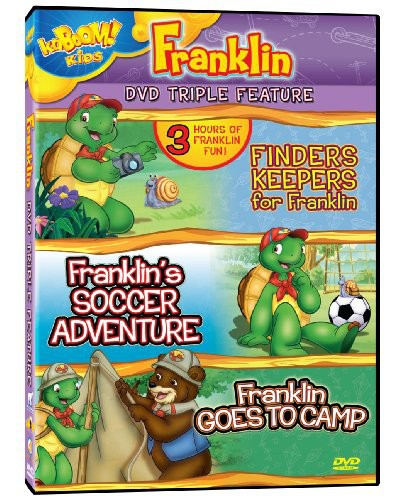 Finders Keepers for Franklin/ Soccer Advednture/ Goe