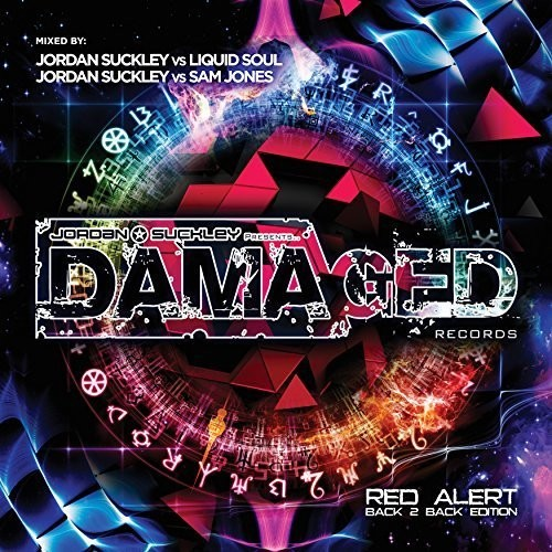 Damaged Red Alert Back 2 Back Edition