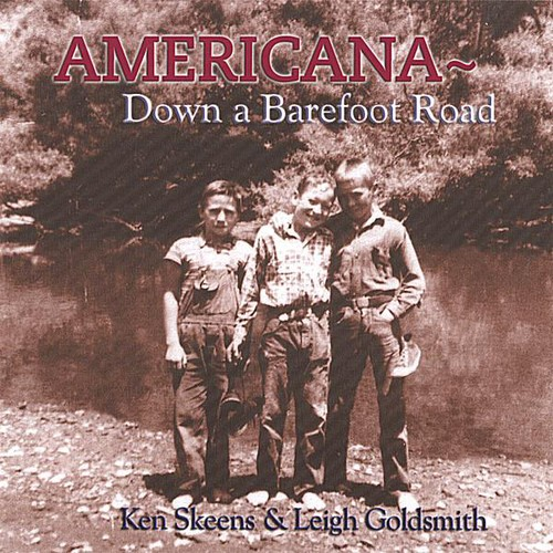 Americana-Down a Barefoot Road