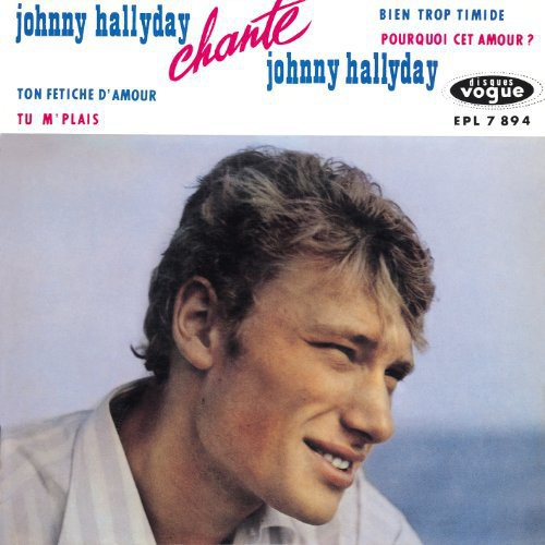 Johnny Hallyday Chante Johnny Hallyday