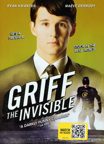 Griff The Invisible [Widescreen] [O-Card Packaging]