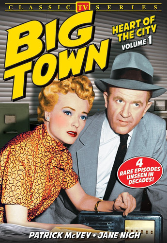 Big Town, Vol 1 (Heart of the City)