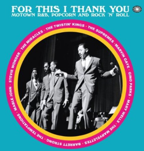For This I Thank You /  Various [Import]
