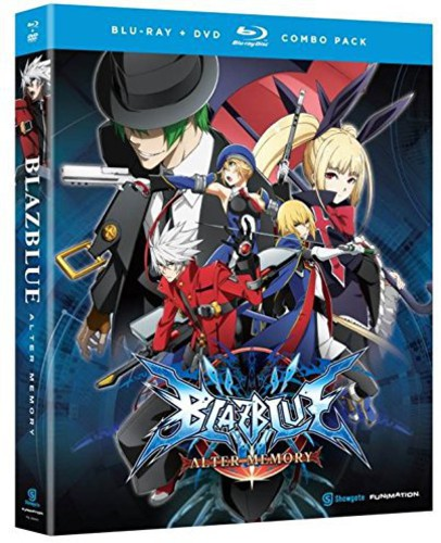 Blazblue: Alter Memory - Season One