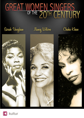 Great Women Singers of the 20th Century /  Various