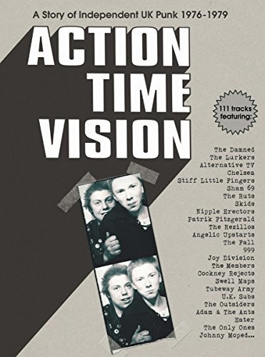 Action Time Vision: Story Of UK Independent Punk [Import]