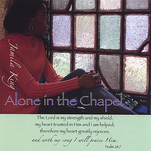 Alone in the Chapel