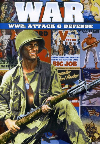 Attack and Defense: Rare Patriotic World War II Short Subjects