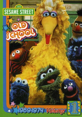 Sesame Street: Old School 1 (1969-1974)