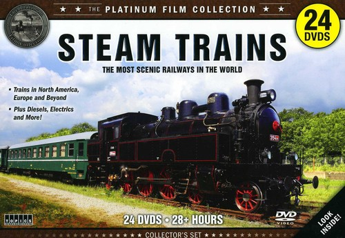 Steam Trains: The Most Scenic Railways in the Worl